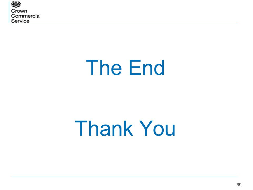 The End Thank You PROTECT [IL1]